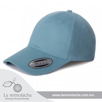 Gorra de gabardina