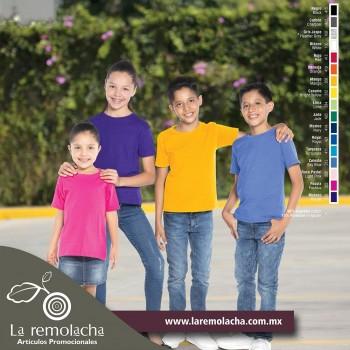 playeras cancun niños