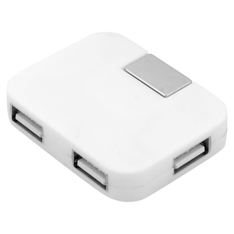 CONCENTRADOR DE PUERTOS USB LACERTA