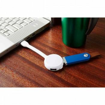 CONCENTRADOR DE PUERTOS USB HEZE
