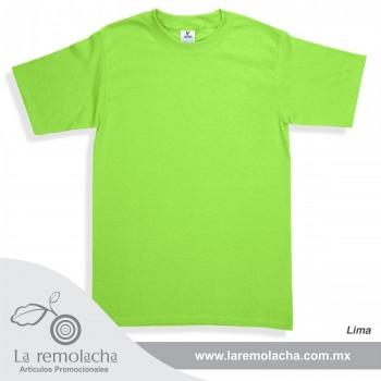 Playera Verde Lima