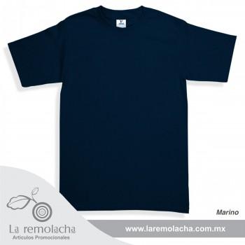 Playera Azul Marino