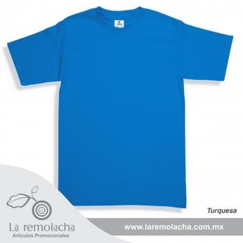Playera Azul Turquesa