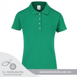 Playera Polo Dama Jade