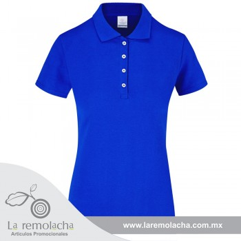 Playera Polo Dama Royal