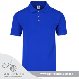 Playera Polo Caballero Royal