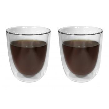 """Set de Vasos de Vidrio """"Double"""""""