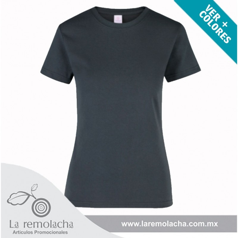 Playera Carbon Dama
