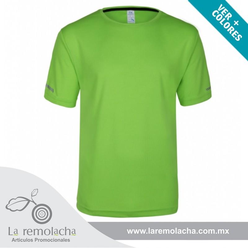 Playera Dryfit Verde