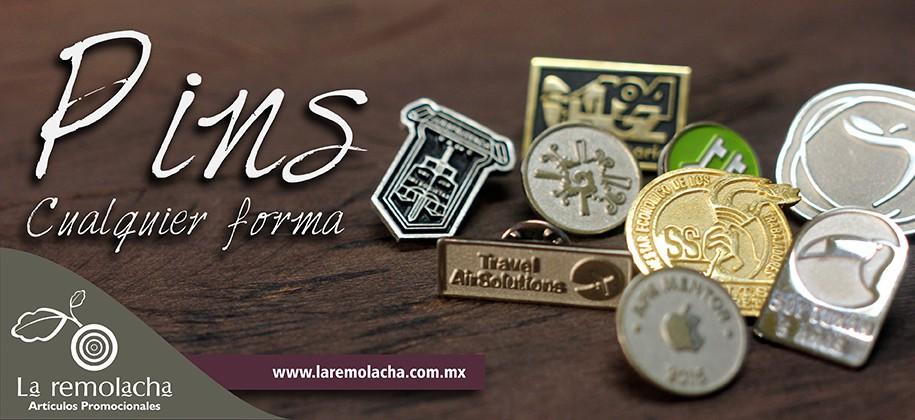 Pins Metalicos